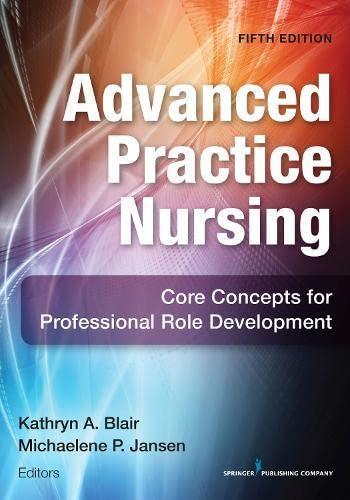 role development advanced nursing Advanced practice nursing roles: development, implementation  advanced nursing  patient-focused process for advanced practice nursing (apn) role development,.