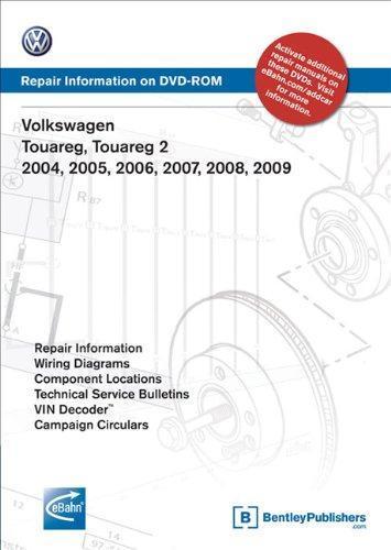 isbn 9780837612690 volkswagen touareg touareg 2 2004. Black Bedroom Furniture Sets. Home Design Ideas