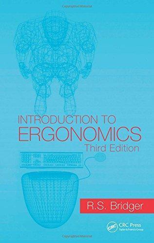 introduction to ergonomics 3rd edition pdf