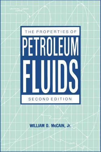 properties of petroleum fluids solution manual free