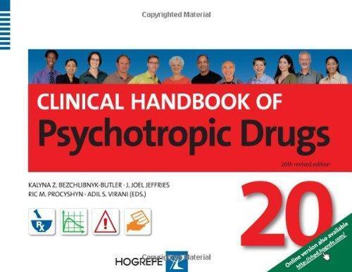 clinical handbook of psychotropic drugs 20th edition pdf