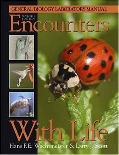 Isbn 9780895826855 encounters with life general biology isbn 9780895826855 fandeluxe Gallery
