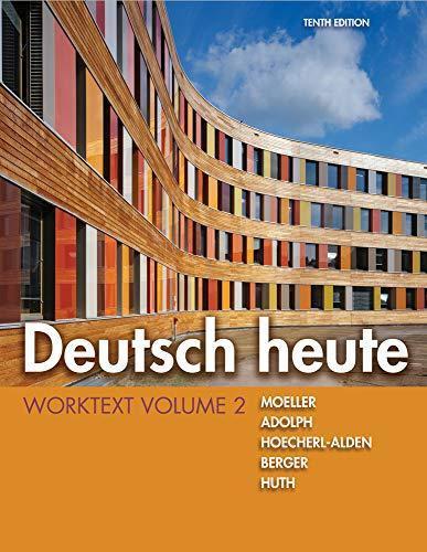 Deutsch heute 10th edition