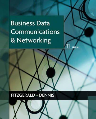 Business Communication Book Business Data Communications