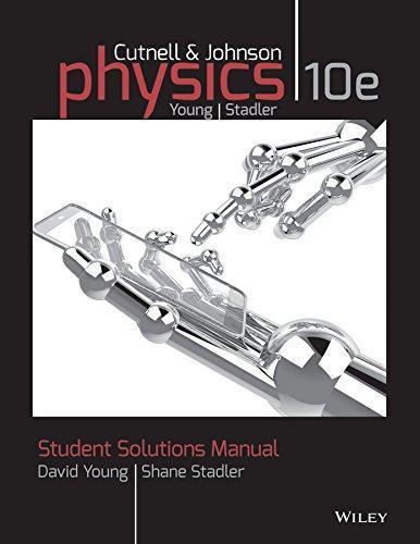wileyplus for physics cie cutnell pdf