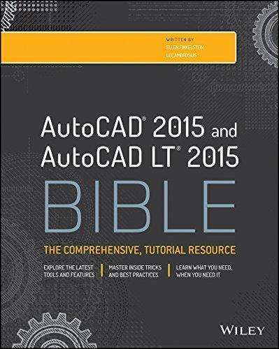 46ju*DOWNLOAD AutoCAD 2015 and AutoCAD LT 2015 Bible ePub