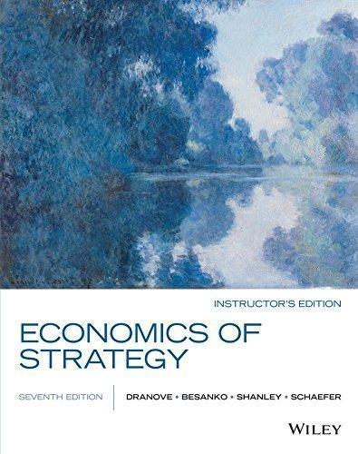 Microeconomics Besanko Study Guide PDF Download