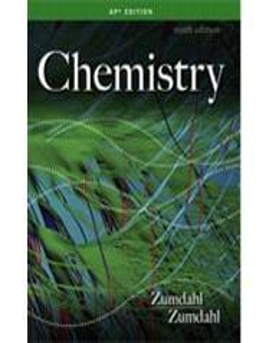 zumdahl chemistry 9th edition solutions