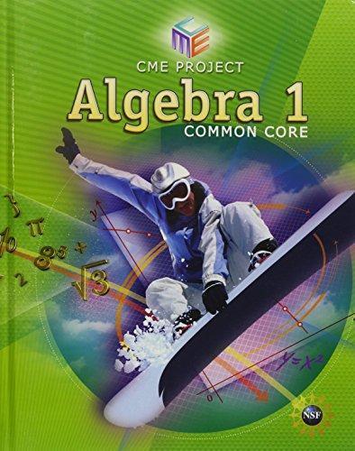 Isbn 9781256741466 high school math cme common core algebra 1 isbn 9781256741466 fandeluxe Choice Image