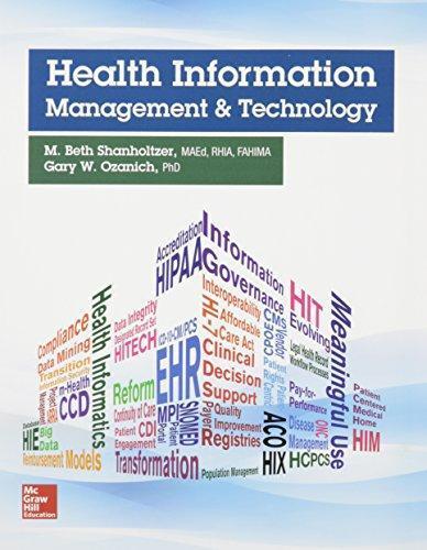 Technology Management Image: Combo Health Information Management