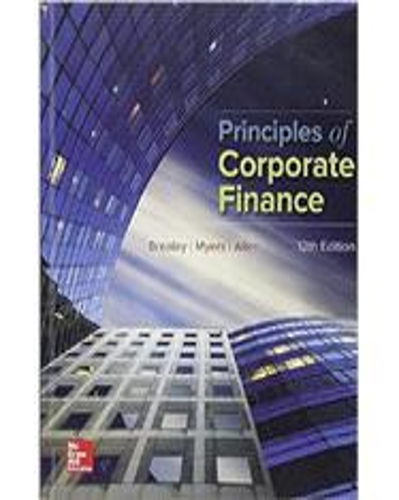 principles of corporate finance 12th pdf