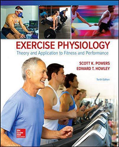 Exercise Physiology: Exercise Physiology Textbooks
