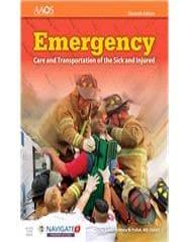 Emer.Care+Transp.Of Sick... W/Access