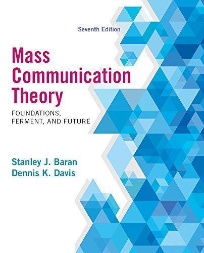 introduction to mass communication baran 8th edition pdf