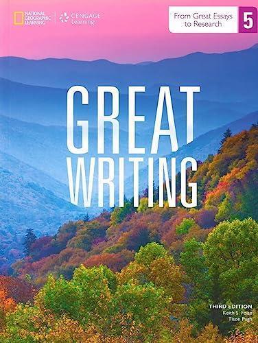 Essay five great twenty