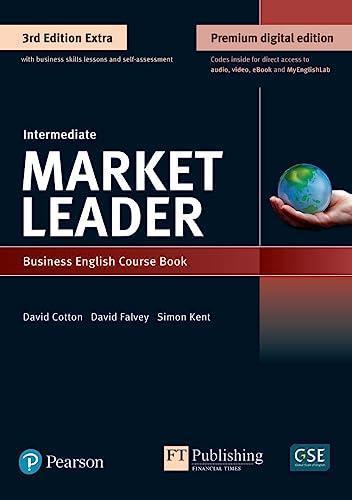 Book TitleMarket Leader 3e Extra Intermediate Course Book