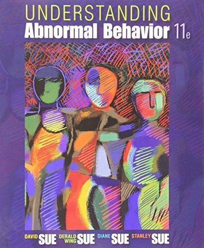 understanding abnormal psychology sue pdf