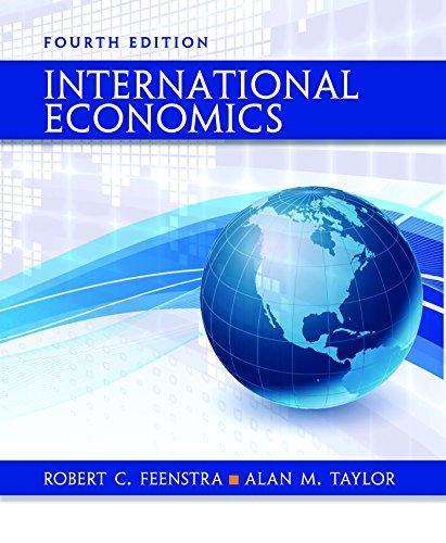 International economics 2nd edition - Robert C. Feenstra,Alan-M Taylor