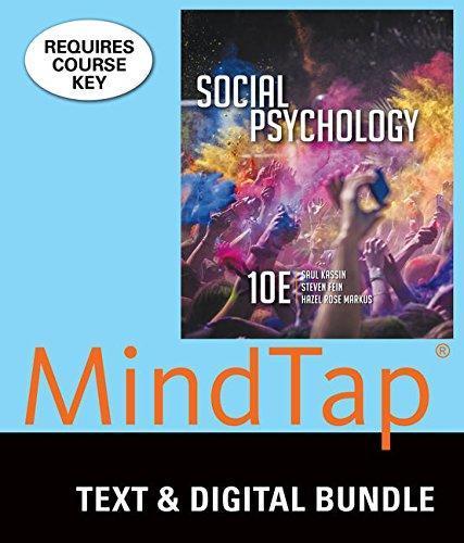 social psychology 10th edition kassin pdf