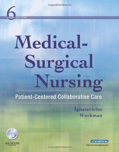 medical surgical nursing textbook pdf