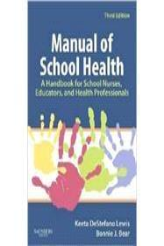 Collaborative Nursing Student Handbook ~ Isbn  manual of school health a handbook