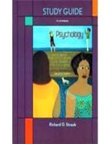 myers psychology 8th edition pdf