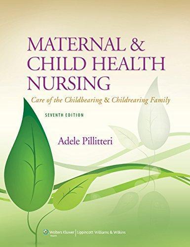 maternal child nursing Topics regarding maternal & child nursing which covers prenatal care, pregnancy and labor, care of the newborn, complications of pregnancy, and postnatal care.