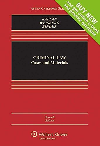 Criminal Law - Isbn:9781285459035 - image 3
