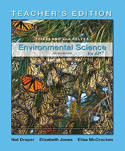 Isbn 9781464156182 environmental science for ap second edition isbn 9781464156182 fandeluxe Gallery
