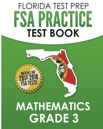 ISBN 9781502517371 - FLORIDA TEST PREP FSA Practice Test ...