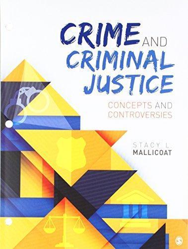controversies in criminal justice