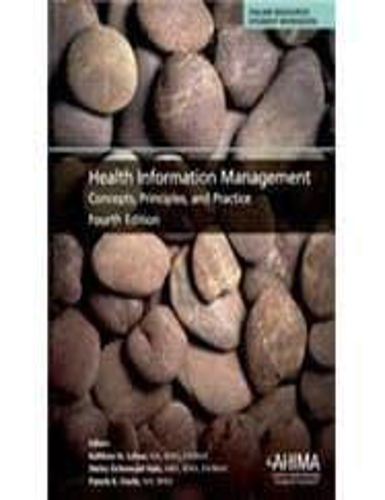 Isbn 9781584263593 health information management concepts isbn 9781584263593 fandeluxe Gallery