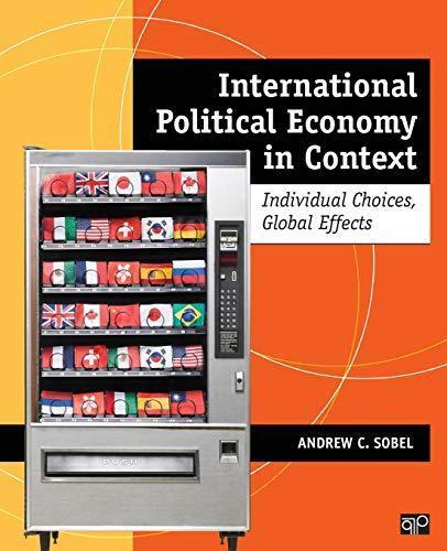 international political economy textbook pdf