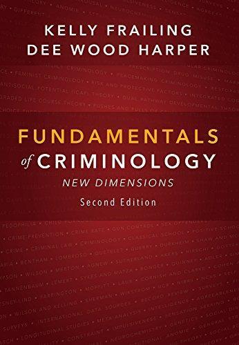 criminal justice fundamentals Choose from 500 different sets of criminology criminal justice research flashcards on quizlet  criminology and criminal justice ( fundamentals of research .