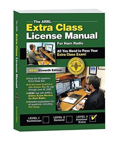 Free download ham radio study guide manual for technician class.