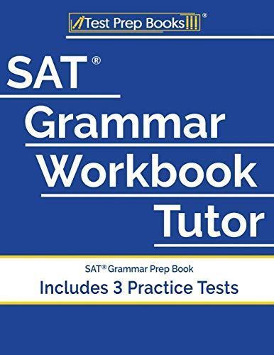 LtSr*DOWNLOAD SAT Grammar Workbook Tutor: SAT Grammar Prep Book