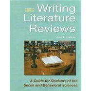 Review Of Related Literature Thesis