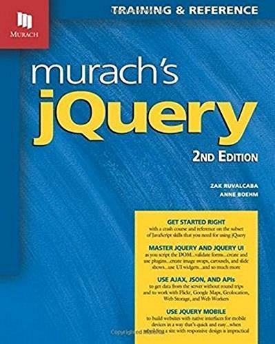 jquery and javascript textbook pdf