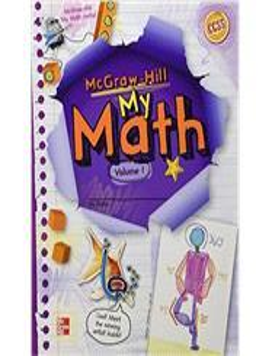 ISBN 9780021150243 - McGraw-Hill My Math, Grade 5, Student ...