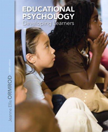 Educational Psychology : Developing