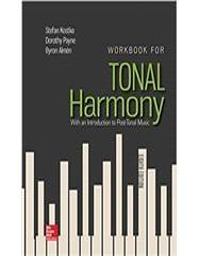ISBN 9781259686764 - Tonal Harmony 8th Edition Direct Textbook