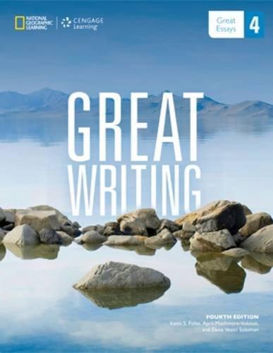 Essay writer 4e