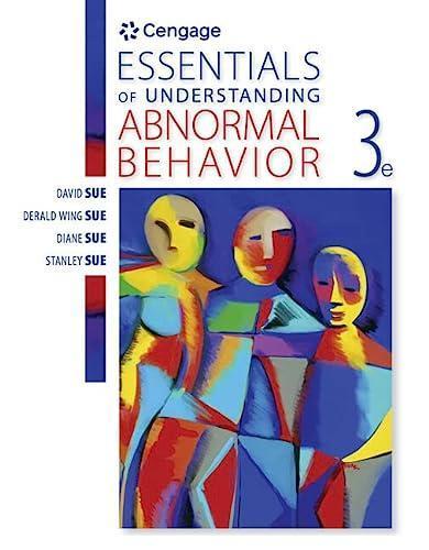 Essentials Of Understanding Abnormal