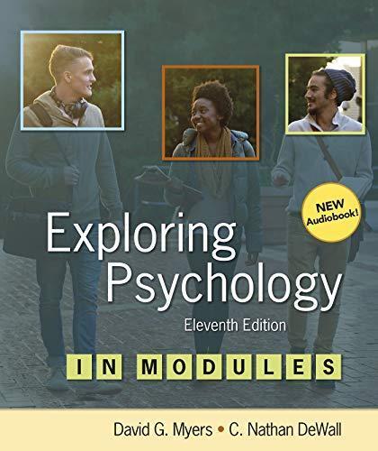 Psychologie Module