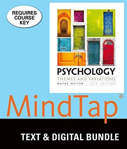Bundle: Psychology: Themes And