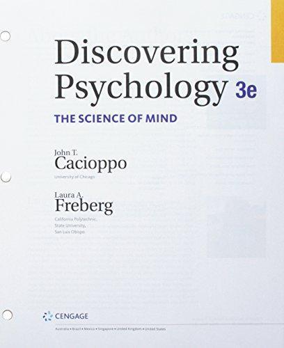 Bundle: Discovering Psychology: The