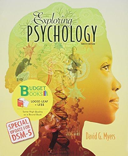 Exploring Psychology With DSM5 Udpate