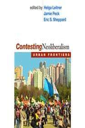 Contesting Neoliberalism : Urban Frontiers (2006, Paperback)