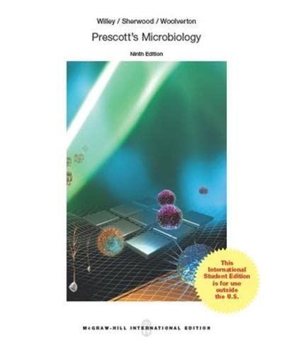Prescott Microbiology 9th Edition Ebook